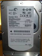 Seagate Cheetah 300GB SAS SCSI 15KRPM 16MB 3.5IN Hard Drive
