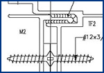 Steel detailing services,  steel shop drawings for steel building