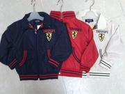 wholesale kids brand name boy jacket