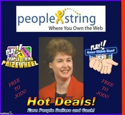 PeopleString Is On Fire! Don't Miss Out - FREE Sign Up!